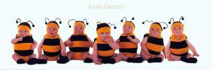 Bumblebee Babies by Anne Geddes