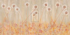 Allium Panel II by Anne Gerarts
