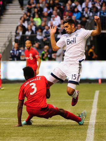 MLS: Toronto FC at Vancouver Whitecaps