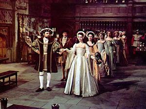 Anne Of The Thousand Days, Richard Burton, Genevieve Bujold, 1969