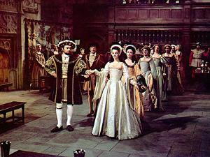Anne Of The Thousand Days, Richard Burton, Genevieve Bujold, 1969