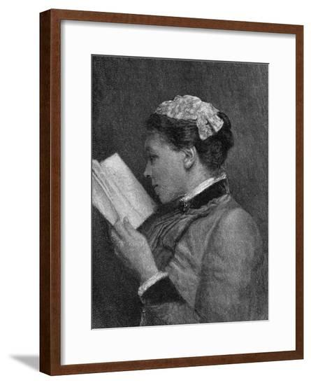 Anne Ritchie--Framed Giclee Print