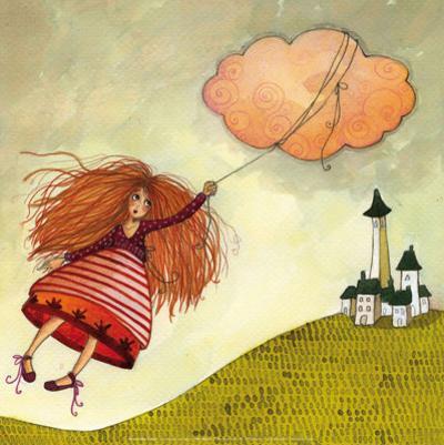 La Tête dans les Nuages by Anne-soline