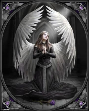 Anne Stokes (Prayer for the Fallen) by Anne Stokes
