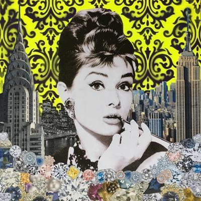 Audrey yellow