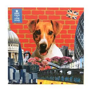 Jack Russel by Anne Storno