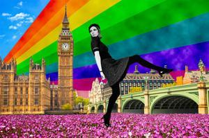London Pride by Anne Storno