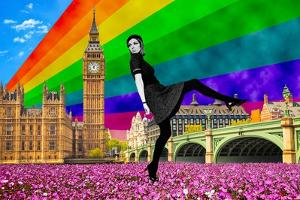 London Pride by Anne Storno