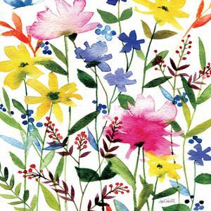 Annes Flowers Crop II by Anne Tavoletti