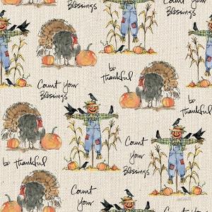 Be Thankful Step 07 by Anne Tavoletti