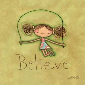 Believe by Anne Tavoletti