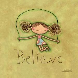Believe by Anne Tavoletti