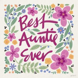 Best Auntie Ever I by Anne Tavoletti