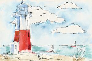 Coastal Life VII by Anne Tavoletti