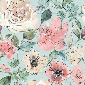 Country Love Pattern IB by Anne Tavoletti
