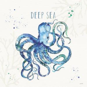 Deep Sea II by Anne Tavoletti
