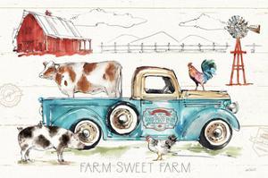Down on the Farm I by Anne Tavoletti