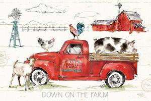 Down on the Farm II by Anne Tavoletti