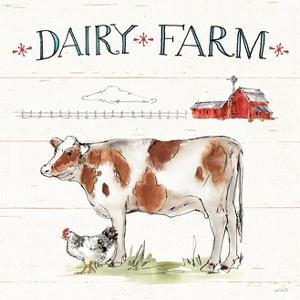 Down on the Farm IV by Anne Tavoletti