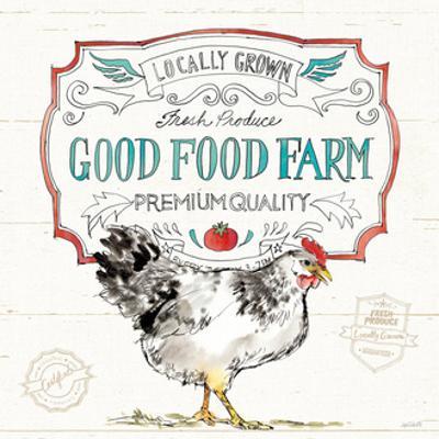 Down on the Farm V by Anne Tavoletti