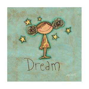 Dream by Anne Tavoletti