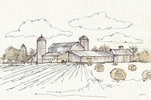 Farm Memories II by Anne Tavoletti