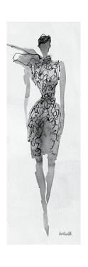 Fashion Sketchbook VIII by Anne Tavoletti