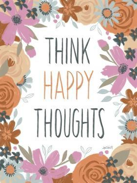 Happy Thoughts IV by Anne Tavoletti