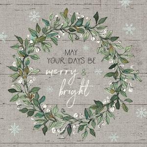 Holiday on the Farm IX - Merry and Bright by Anne Tavoletti