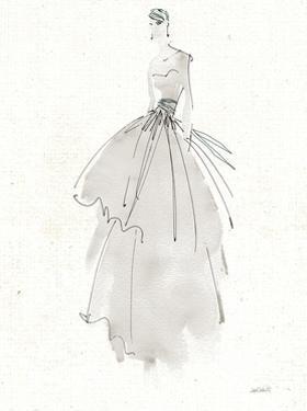 La Fashion II Gray v2 by Anne Tavoletti