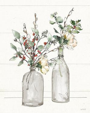 Modern Farmhouse II Christmas White by Anne Tavoletti