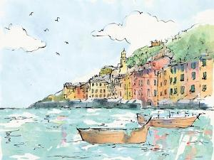 Portofino I by Anne Tavoletti