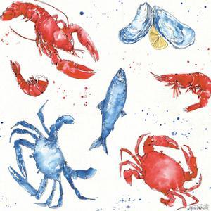 Seafood Shanty Step 08 by Anne Tavoletti
