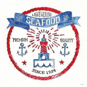 Seafood Shanty VI by Anne Tavoletti