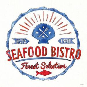 Seafood Shanty VII by Anne Tavoletti