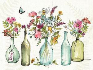 Simply Petals I by Anne Tavoletti