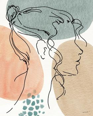 Soft Figures VI by Anne Tavoletti