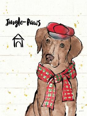 Strike a Paws II v2 Christmas Jingle Paws by Anne Tavoletti