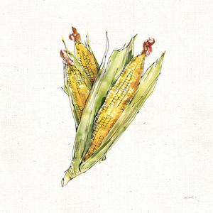 Veggie Market III Corn by Anne Tavoletti