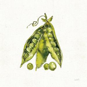 Veggie Market IV Peas by Anne Tavoletti