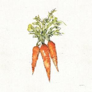 Veggie Market V Carrots by Anne Tavoletti