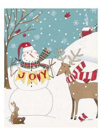 Woodland Christmas V Joy