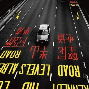 Hong Kong Cab by Anne Valverde