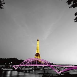 Shiny Eiffel by Anne Valverde