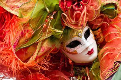 Annecy Festival Carnival Mask