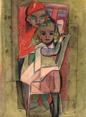 Children in the Studio, 1939-45 by Anneliese Everts