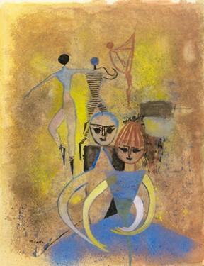 Dancer by Anneliese Everts