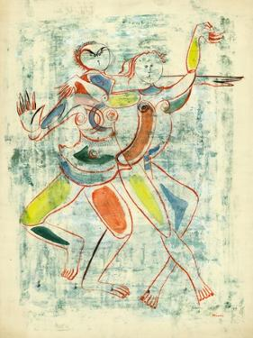 Dancing Couple by Anneliese Everts