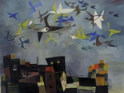 The Birds are Coming II, C.1955