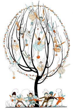 Fairy Lanterns - Child Life by Annette Cremin